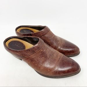 Ariat slip on shoes